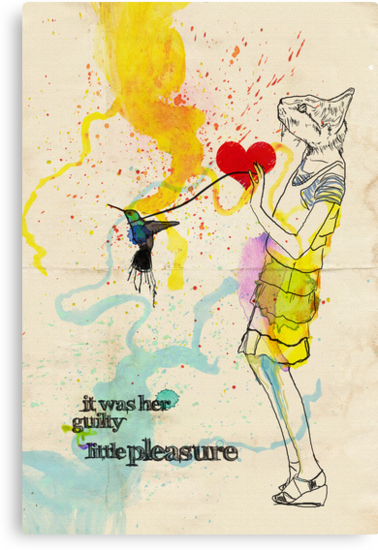 guilty little pleasures by Tiffany Atkin