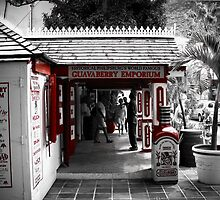 Guavaberry Emporium by ckimages