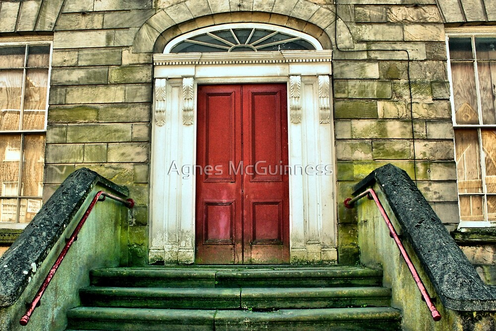 The door by Agnes McGuinness