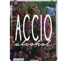Accio Alcohol iPad Case/Skin