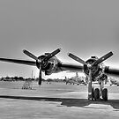 DC-4 by Bill Wetmore