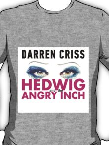 Darren Criss in Hedwig and the Angry Inch T-Shirt