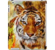 Painted Tigers iPad Case/Skin