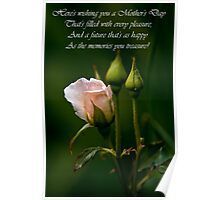 Mother's Day Card 4 Poster