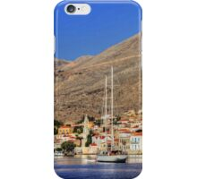 Halki from out on the bay iPhone Case/Skin