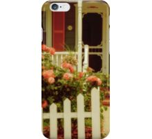 A Seaside Cottage iPhone Case/Skin