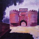 &#x27;Skipton Castle&#x27; by Martin Williamson (cobbybrook)
