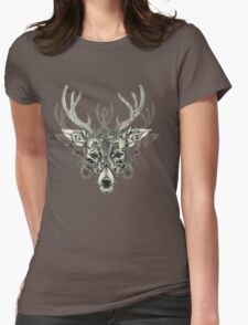 Noble Heart Womens Fitted T-Shirt
