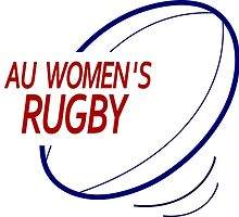 AU Women's Rugby by Hannah Tiner