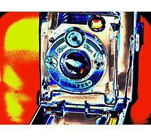 ZEISS IKON camera thula-art Photographic Print