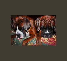 Sleeping Beauties -Boxer Dogs Series- Unisex T-Shirt
