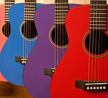 Flamenco guitars by Liza Kirwan