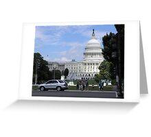 Capital City Greeting Card