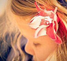 the flower girl by Jen Wahl