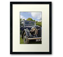 Classic Austin Car Framed Print