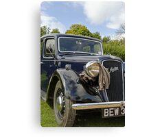 Classic Austin Car Canvas Print