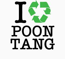 I Recycle Poontang Tank Top