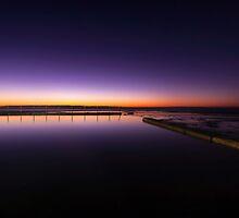 Beach sunrise by BronwynBell