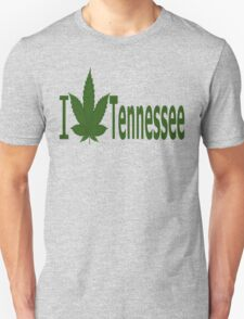 0240 I Love Tennessee  T-Shirt