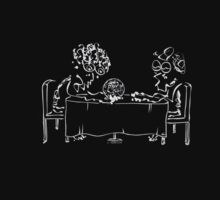 The Table 10 (Black) by Erik Wood