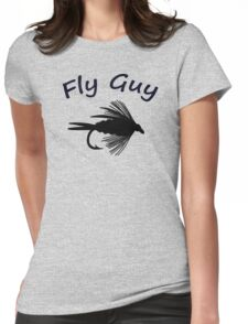 Fly Guy  - Fly Fishing T-shirt Womens Fitted T-Shirt