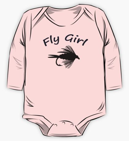 Fly Girl  - Infant One Piece One Piece - Long Sleeve