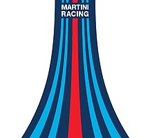 Martini Racing Stripes by ApexFibers