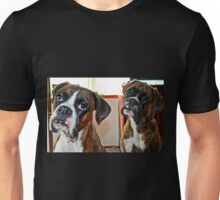 Pretty Please -Boxer Dogs Series- Unisex T-Shirt