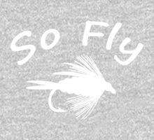 So Fly  - Fly Fishing T-shirt Kids Tee