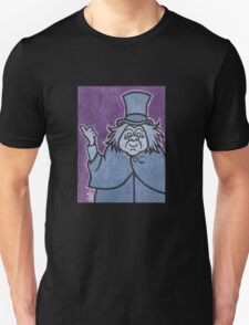 Phineas - Hitchhiking Ghost - The Haunted Mansion Unisex T-Shirt