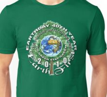 earthday be aware Unisex T-Shirt