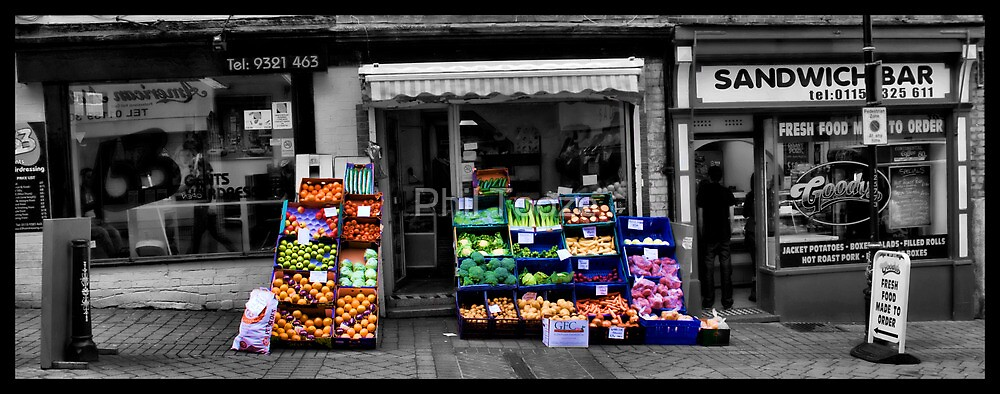 The Lost High Street by riotphoto