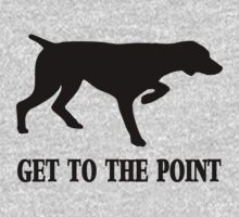 Get to the Point by Marcia Rubin