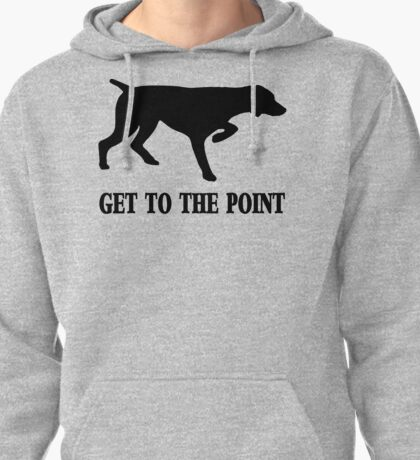 Get to the Point Pullover Hoodie