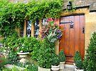Broadway Cottage Door by hjaynefoster