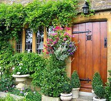 Broadway Cottage Door by hjaynefoster