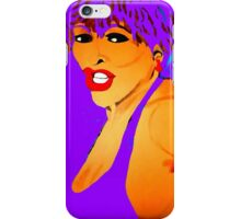 Tina Turner iPhone Case/Skin