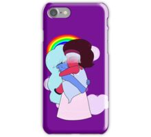 Ruby and Sapphire Marriage Equality iPhone Case/Skin