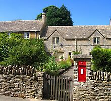 Upper Slaughter Cottages, Gloucestershire/England by hjaynefoster