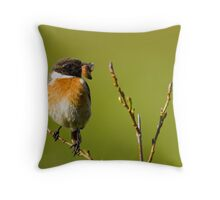 The prey Throw Pillow