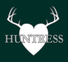 Huntress - T-shirt by Marcia Rubin