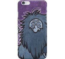 Gus - Hitchhiking Ghost - The Haunted Mansion iPhone Case/Skin