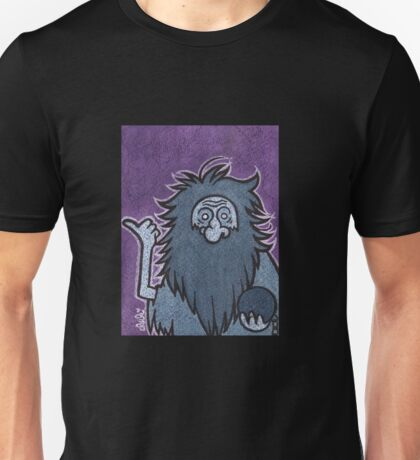 Gus - Hitchhiking Ghost - The Haunted Mansion Unisex T-Shirt