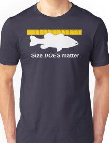 Size does matter - fishing T-shirt T-Shirt
