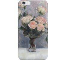 Tumbling Roses iPhone Case/Skin