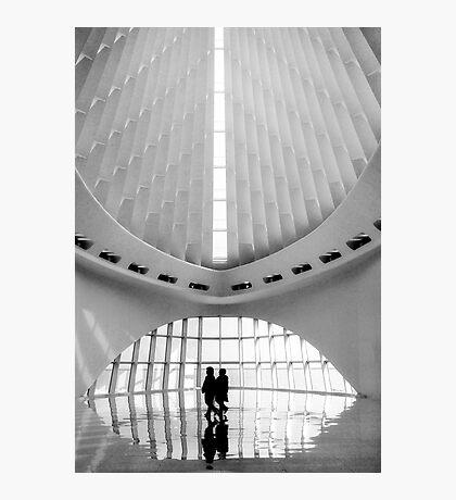 Across the Pavilion Photographic Print