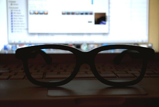 3D Glasses by donaldbutler