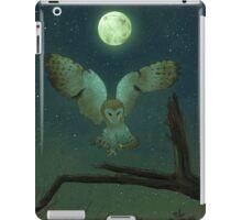 Owl Hunt iPad Case/Skin