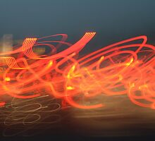 Light Graffiti #2 by Tisa