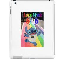 6/26 Love Wins iPad Case/Skin